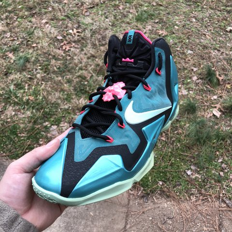 cheap for discount 29c65 d3fee fornoz. 24 days ago. Valdese, United States. NIKE LEBRON 11 SOUTH BEACH