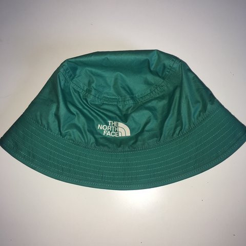 82e6cbcf3fd17 The North face turquoise Bucket Hat One-Size Tags  Cap