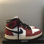 43df37304333 Air Jordan 1 Knicks 8.5 10 Condition Offer up willing to - Depop