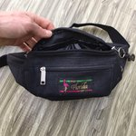 255be7cce0a4 plain black everest sport fanny pack! price is negotiable! - Depop