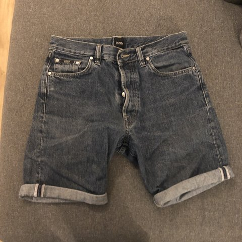 1abc34831 @spencer89. 2 months ago. Hinckley, United Kingdom. Hugo boss jean shorts