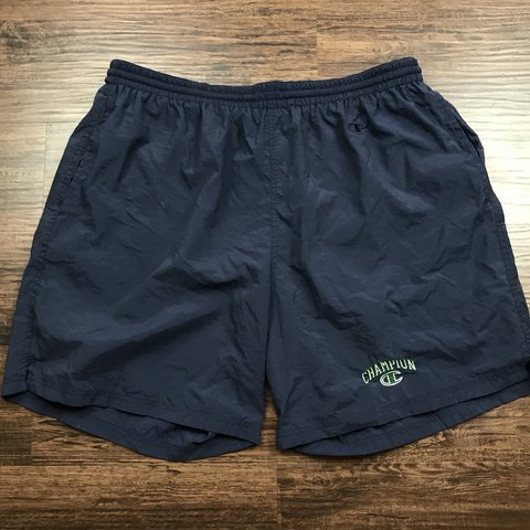 d566490eb4 @banksstreetsupply. last year. Asheboro, United States. Vintage CHAMPION  Swim Trunks Shorts Mens Size XL Vtg FREE SHIPPING Great preowned condition