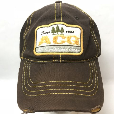 Vintage Nike ACG 90s Patch Hat Retro Dad Ball Cap Swoosh - Depop 11ea6b9bf442