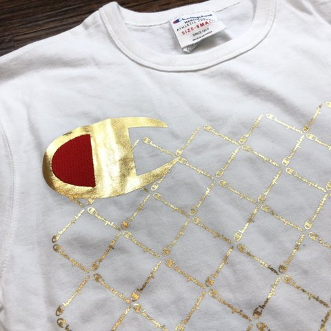3030f3b73206 @banksstreetsupply. 6 months ago. Asheboro, United States. Champion  Heritage 1919 Chain Link Script T Shirt White Small NWOT New Without Tags