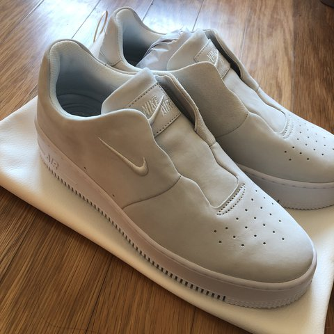 eb9bfb4ddd38 Nike Air Force 1 Sage XX in Off White Size US 9. Brand new - Depop