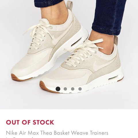 new product 35036 264f4  jessicadarls. last year. Wigan, United Kingdom. NEW LOWER PRICE. Nike Air  Max Thea trainers ...