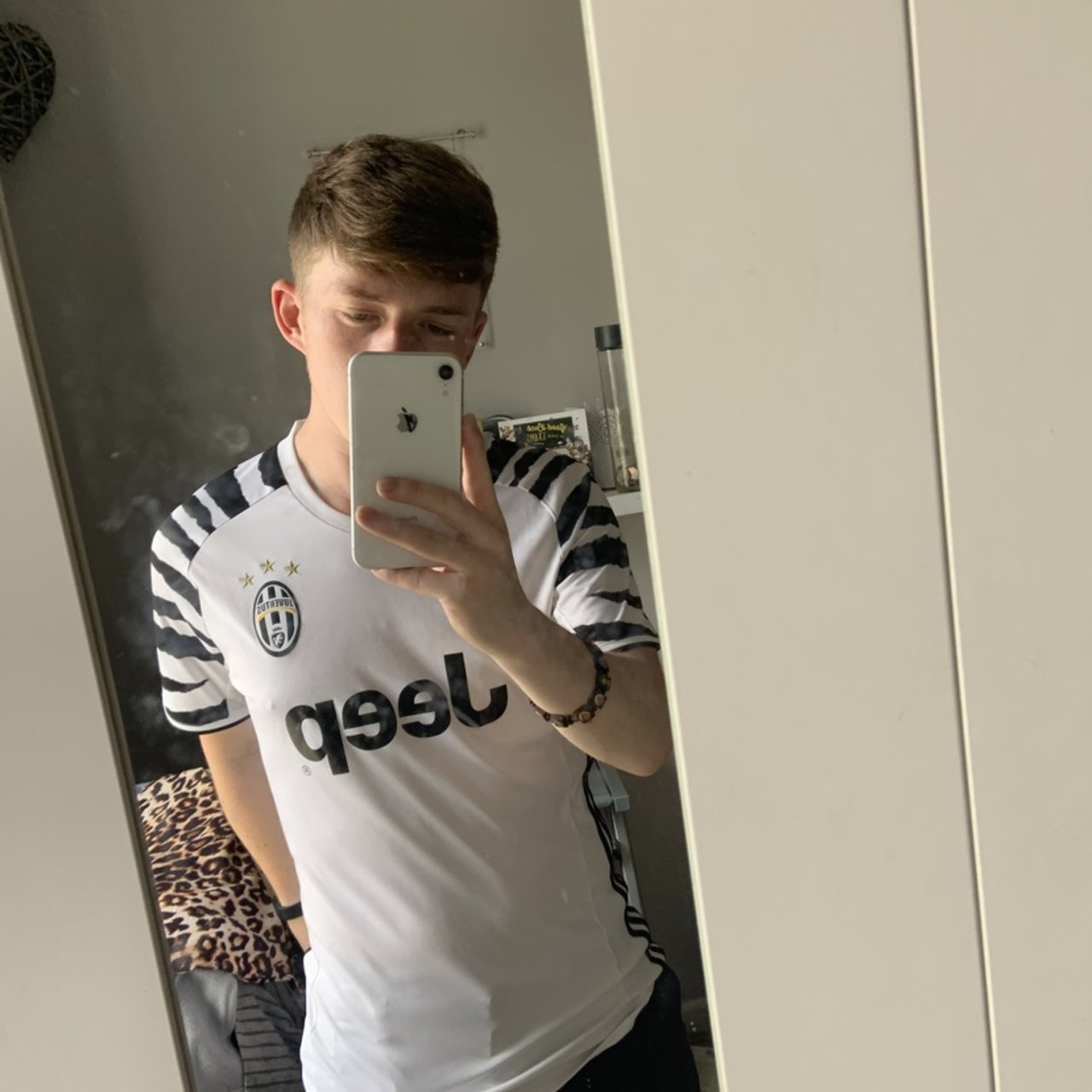 Juventus Football Club Iconic Zebra Kit From The Depop