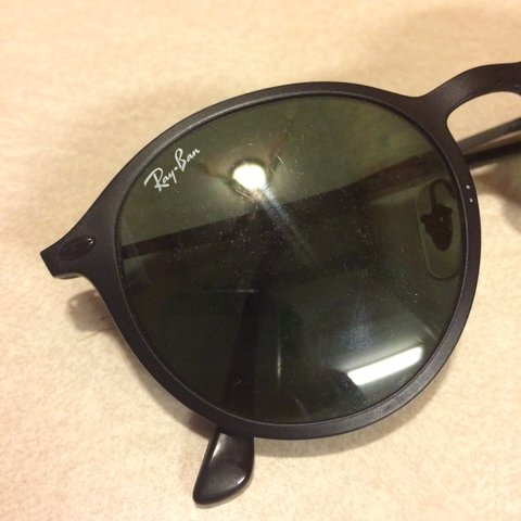 04eaaf15ce Ray Ban sunglasses. Super lightweight! These have been worn - Depop