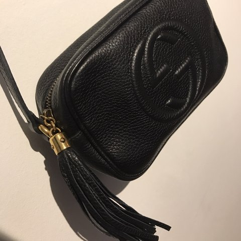91194589f @katycutbirth. 4 months ago. London, United Kingdom. Gucci Soho bag. Never  been used Gucci cross body ...