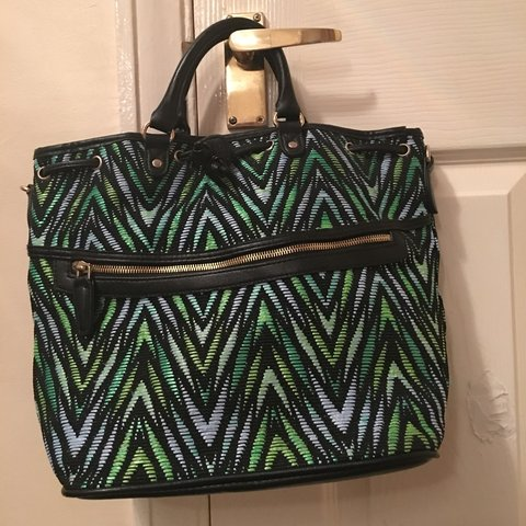 d1f5d3ac985e TOPSHOP bag- used a couple of times PERFECT CONDITION!!- PM - Depop