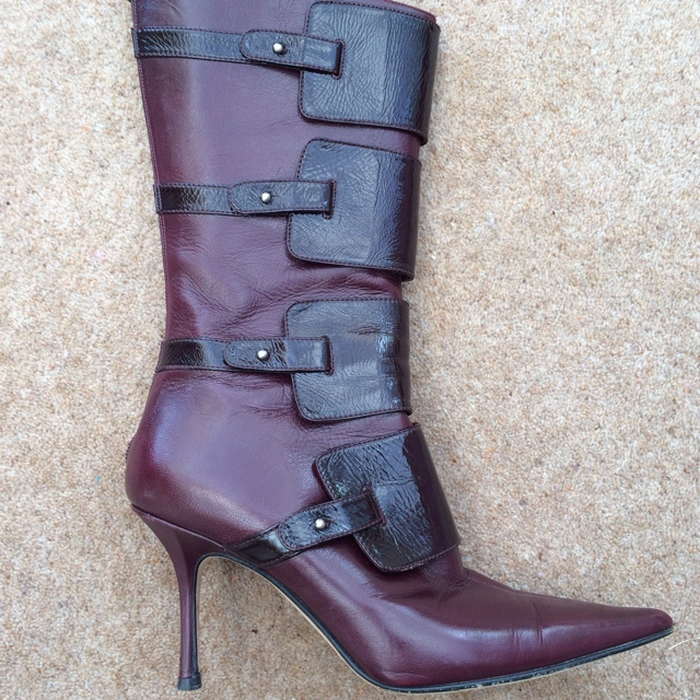 Jimmy Choo Boots for sale!!! Worn on