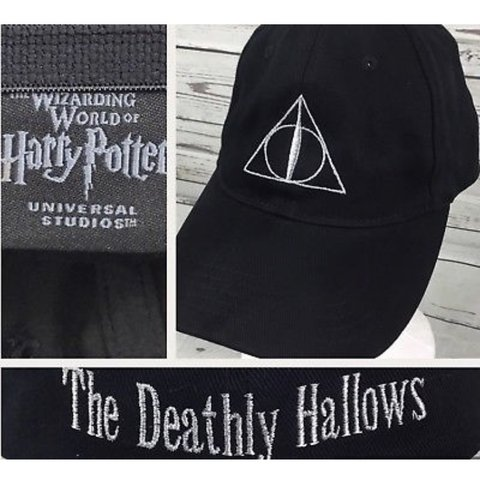 e5d3efa4 Harry Potter The deathly hallows from universal studios worn - Depop