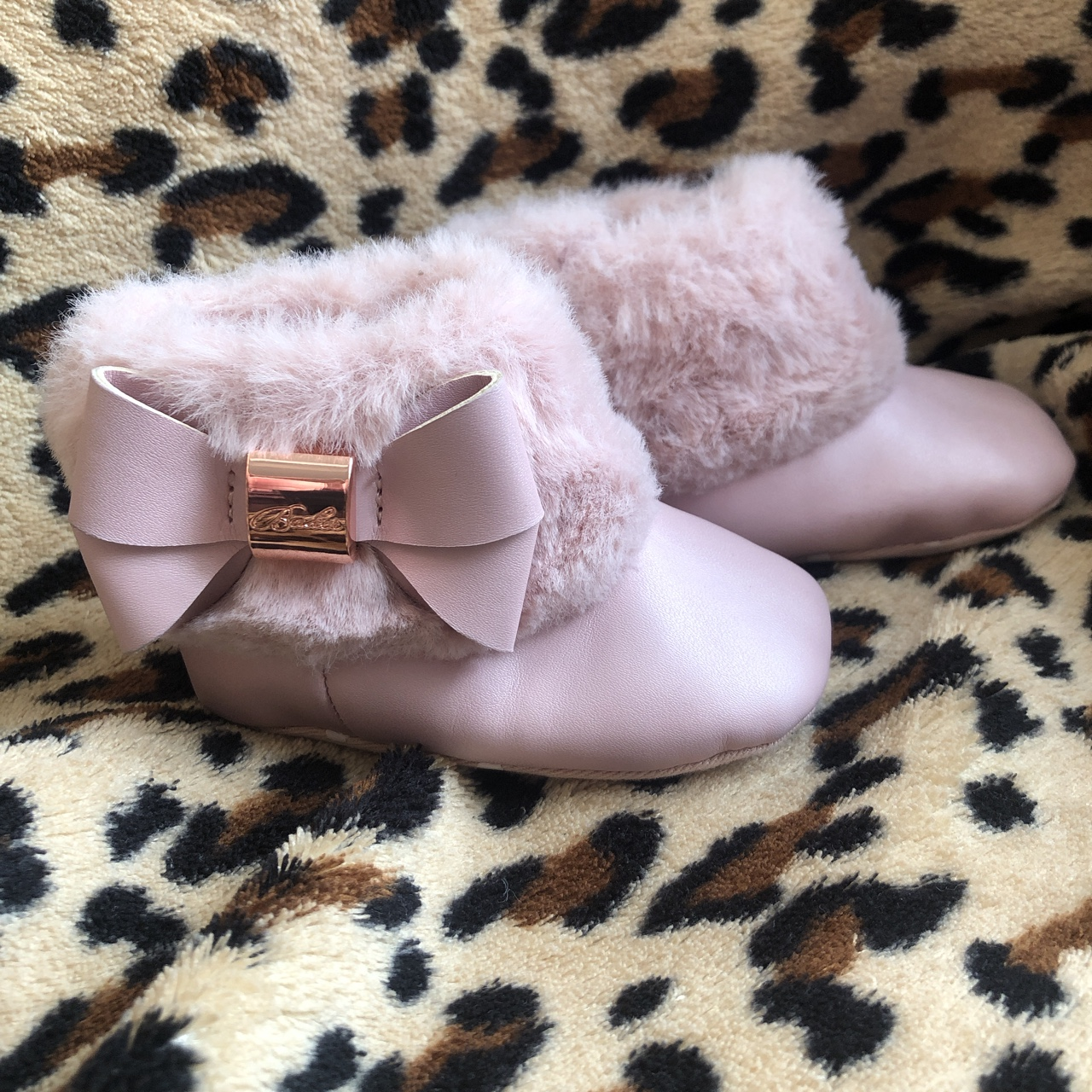 Ted Baker Baby Boots 👢 Size: 0-3 months