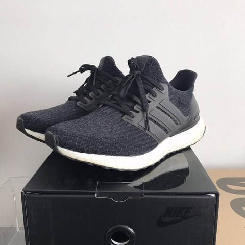 6a4b63701 Selling a pair of Adidas Ultra Boost 3.0. Shoes are a men s - Depop