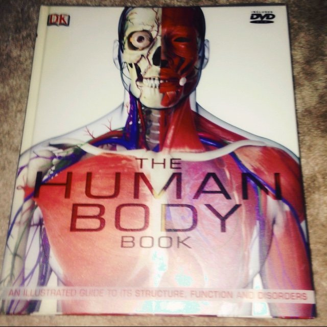 The Human Body With Dvd In Excellent Condition Detailed And Depop