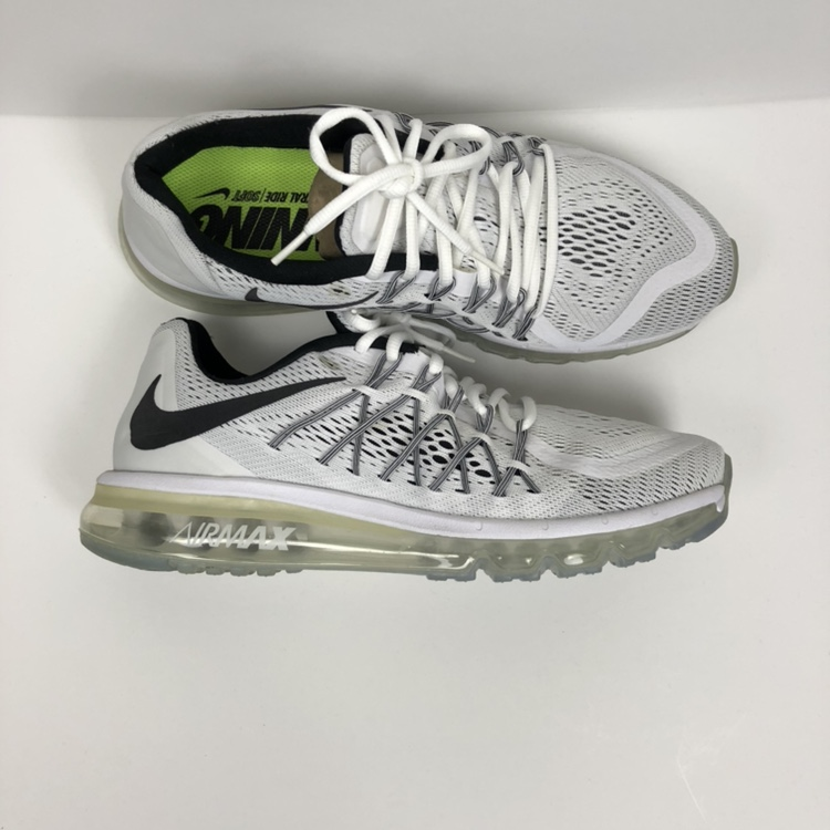 Worn once Nike Air Max neutral Ride running shoe