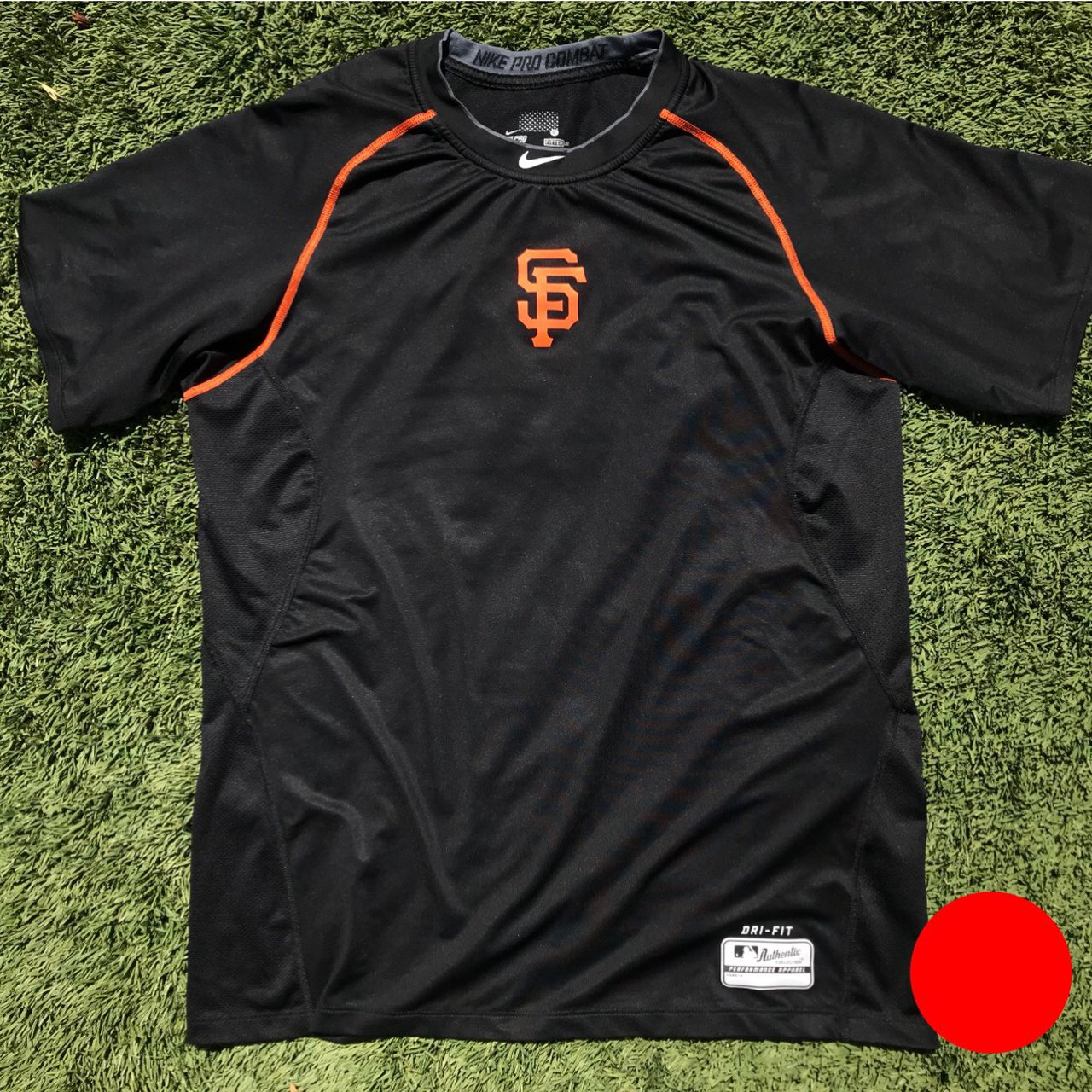 d3470449 Nike San Francisco Giants T Shirt – EDGE Engineering and Consulting ...