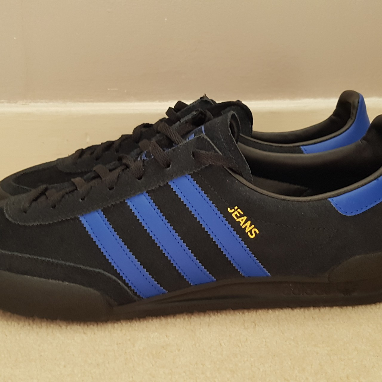 Adidas jeans JD EXCLUSIVE size 11 Worn