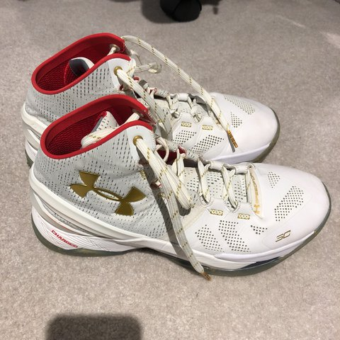 2795f8fb448 Rare Curry 2 All star color way Barely used Willing to - Depop