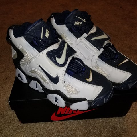 best loved 83cbc 13a71 1995 nike air barrage Excellent- 0