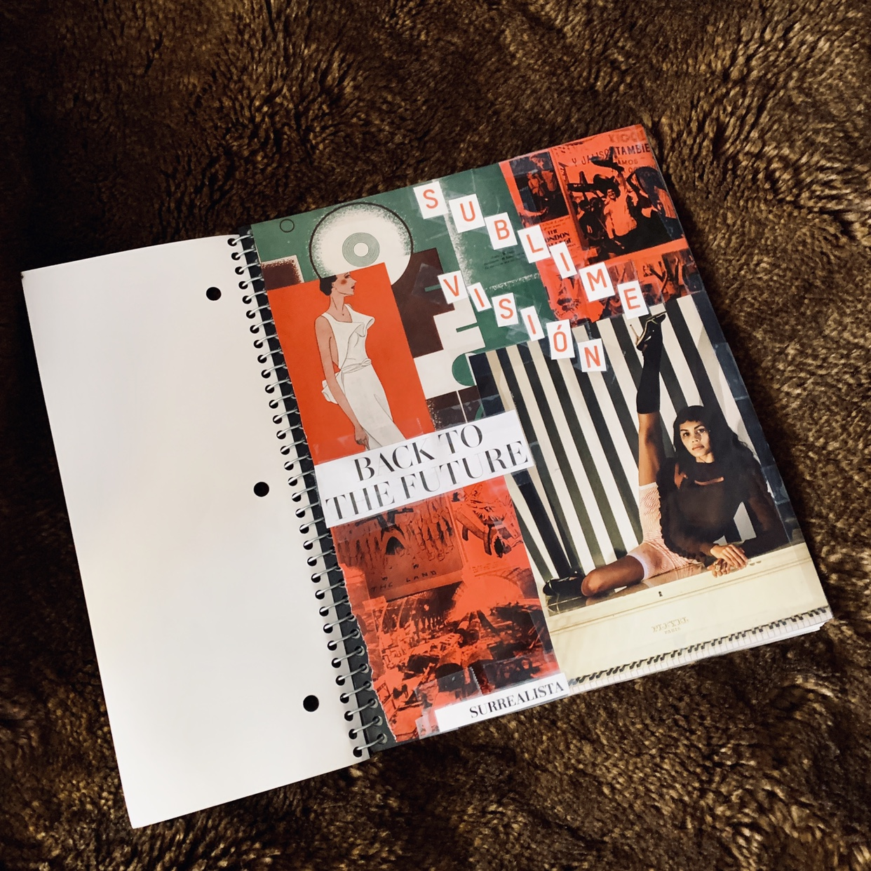 College ruled brand new notebook customized  Brand    - Depop