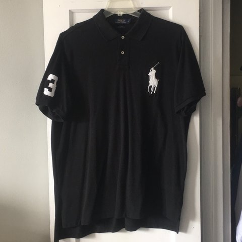 562c7b8e0 Polo Ralph Lauren custom slim fit polo shirt. XXL. Worn hung - Depop