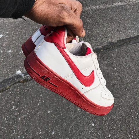 low priced 882c6 6996b  thegoodsco. 3 months ago. Des Moines, United States. Air Force 1 red bottom  ...