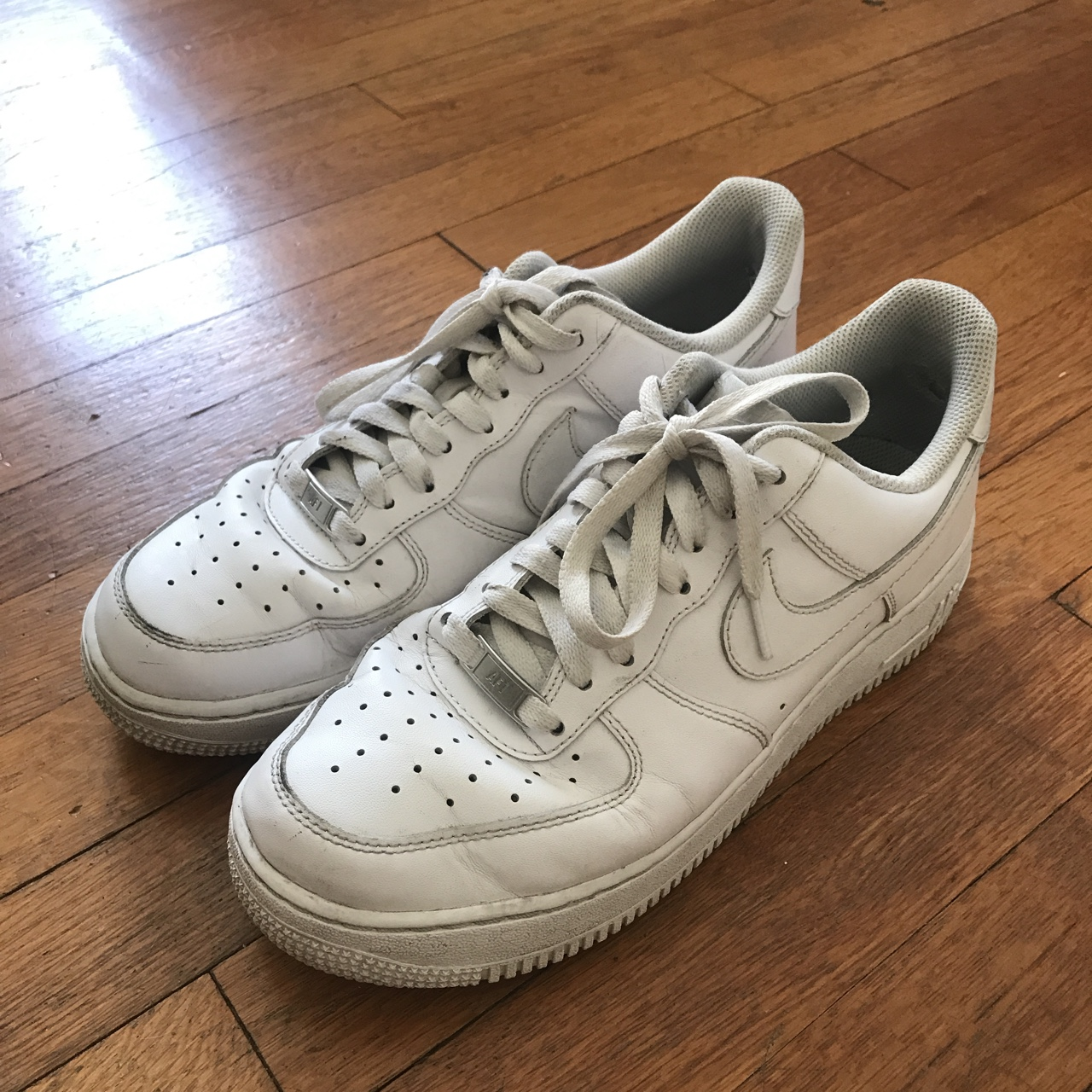 NIKE AIR FORCE 1 SNEAKERS SIZE 10