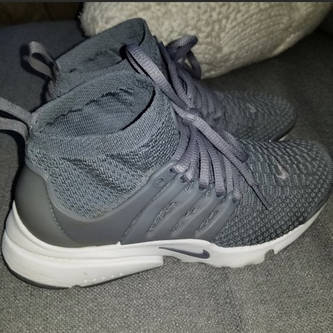 b2b2f7550d10 Nike Flyknit Presto Women s size 5.5 Does not include box - Depop