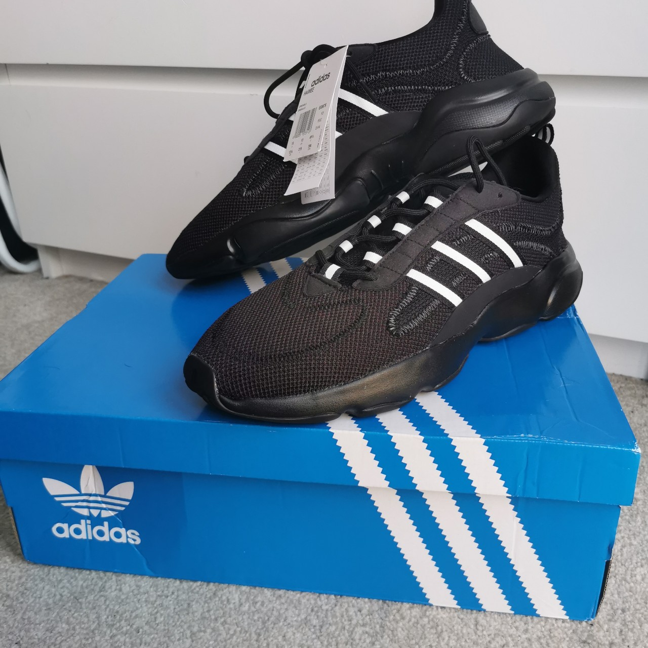 Size 13 Adidas mens trainers , Brand new, never...