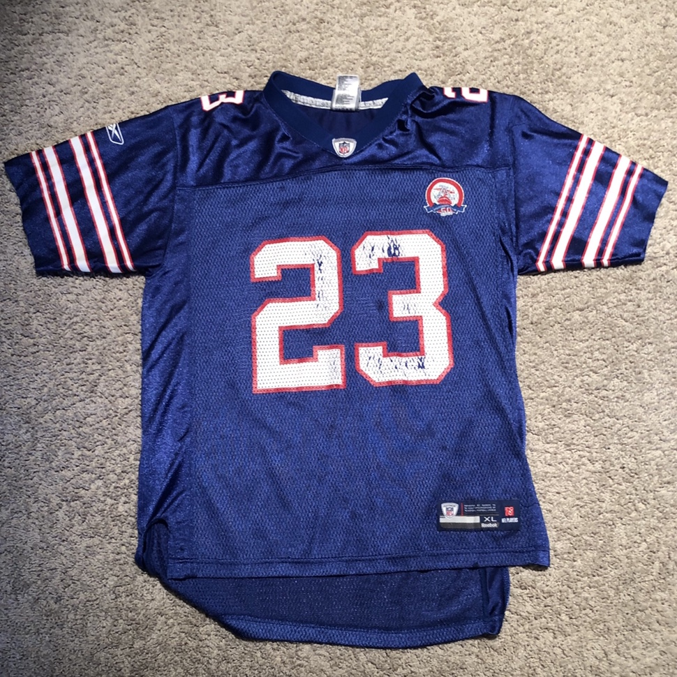 innovative design 6cb78 e8ec7 Vintage buffalo bills marshawn Lynch jersey... - Depop