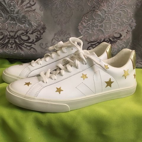 madewell x veja gold star sneakers