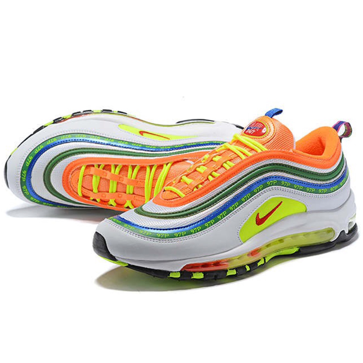 Nike Air Max 97 London Summer Of Love Size 9.5