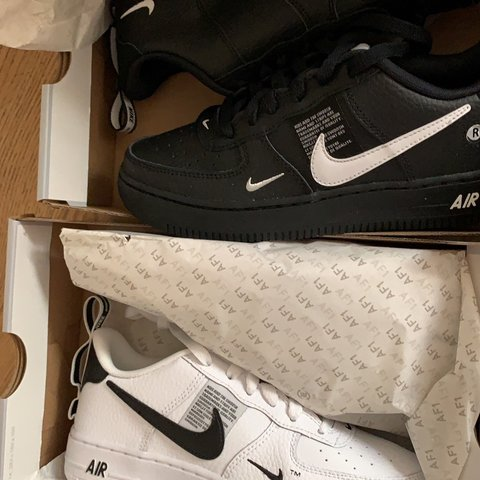 8419c4b5d18 selling brand new deadstock nike air force 1 lv8 utility in - Depop