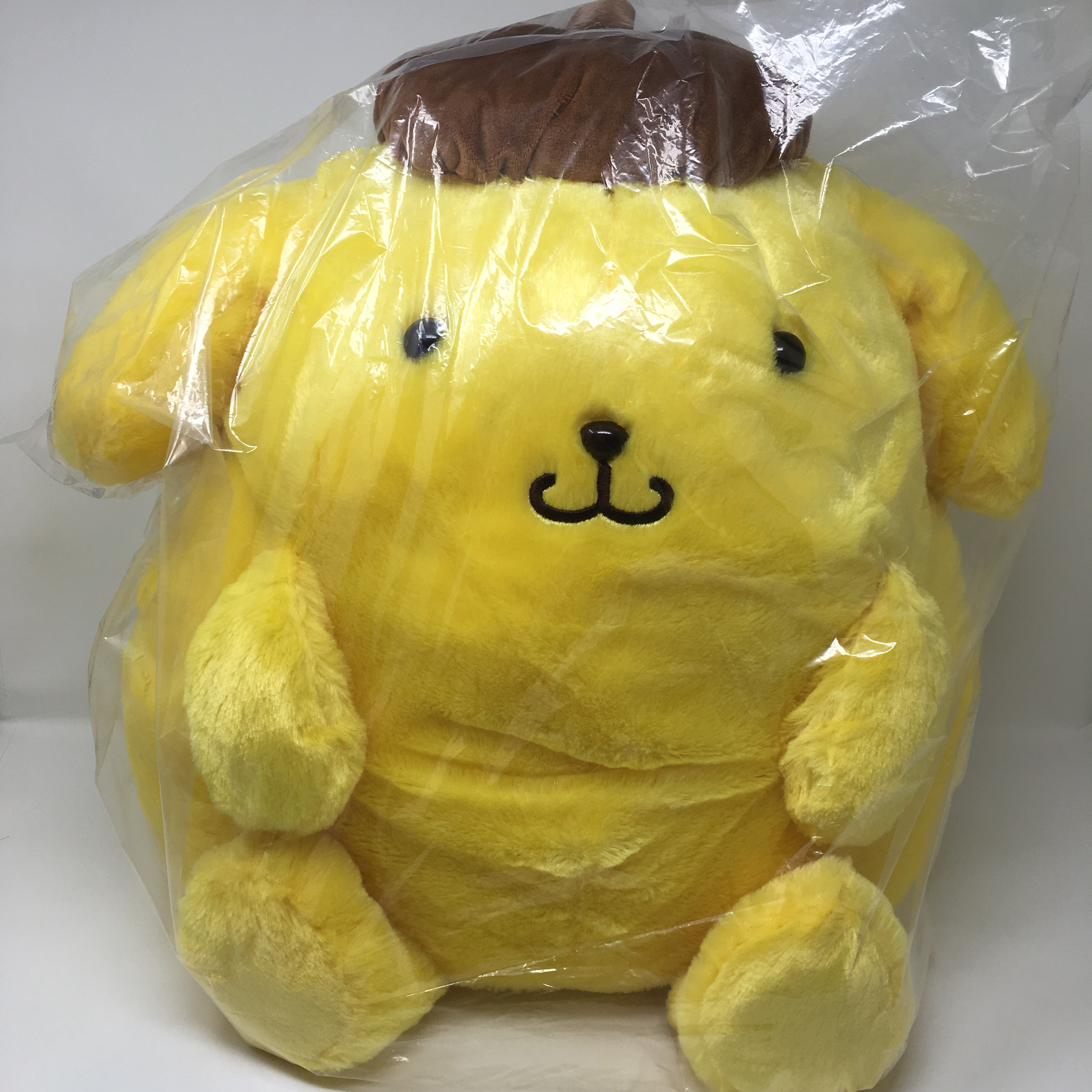 Super Soft Stuffed Animals For Babies, Super Jumbo Pompompurin Plushie Carnival Size Depop