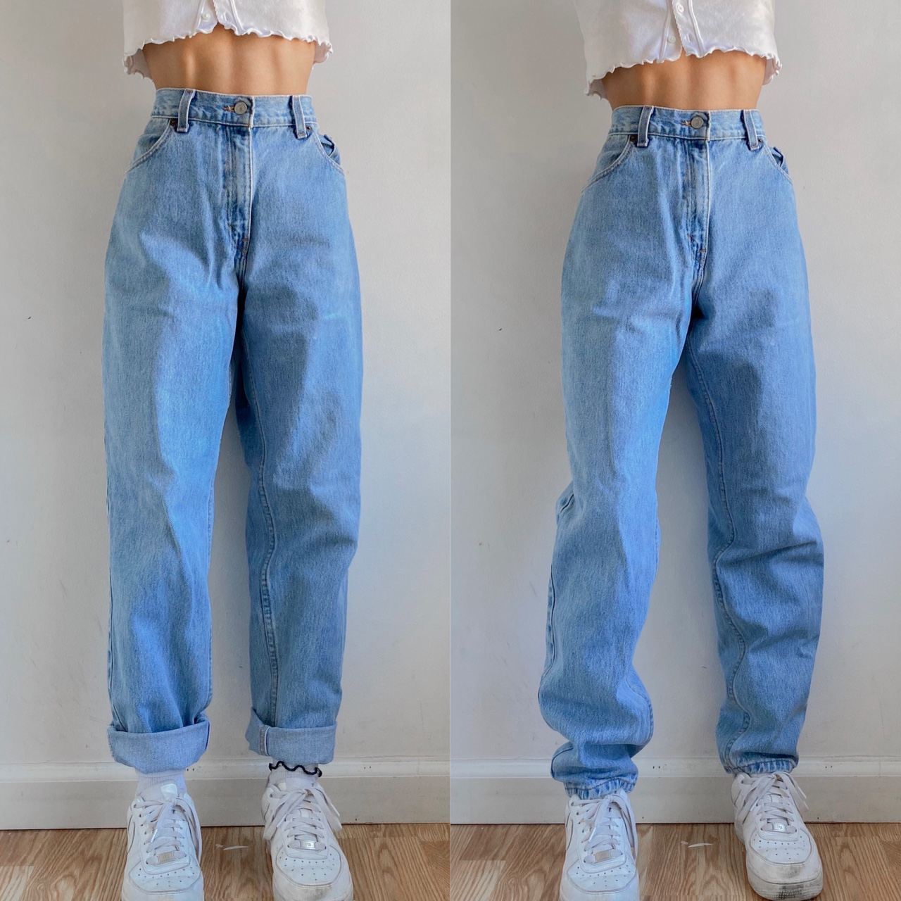 Levis - 550 Relaxed Fit Tapered Leg Jeans ✨