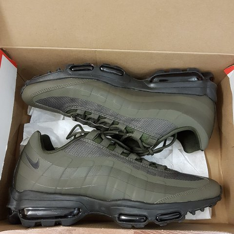 59e816713a @johnadams1234567. last year. Nike Air Max 95 Ultra Essential Trainers ...