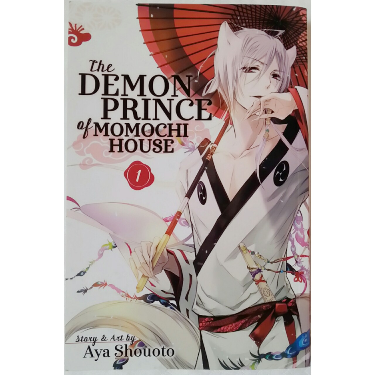 The Demon Prince of Momochi House Volume 1 Like-new    - Depop