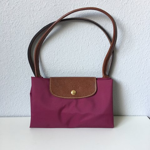 310c36f34ad PRICE NEGOTIABLE !! Brand new Longchamp Le Pliage Tote - Depop