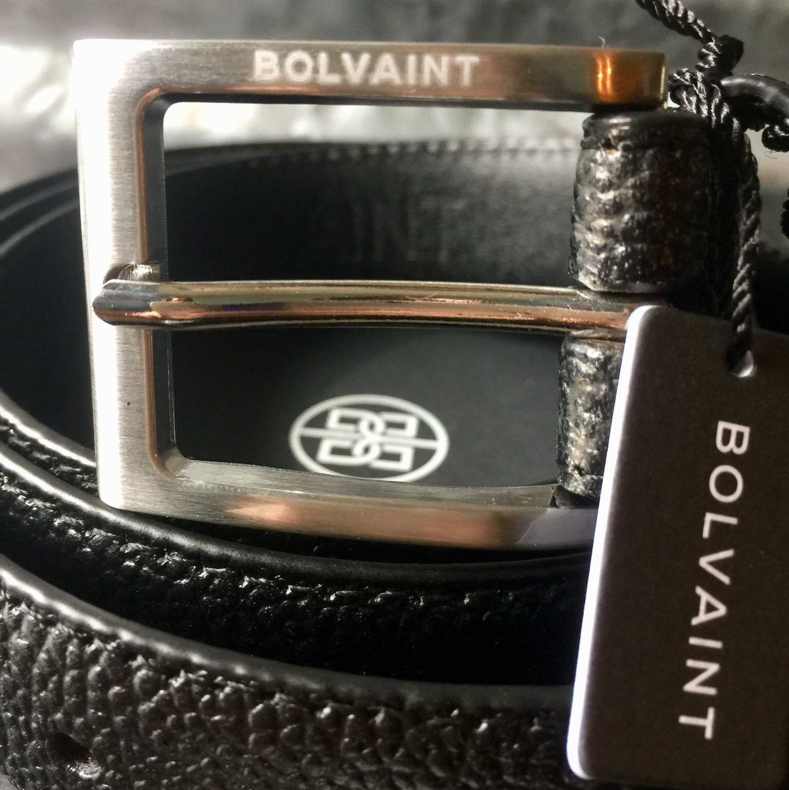 Bolvaint Lynam Men/'s Leather Belt