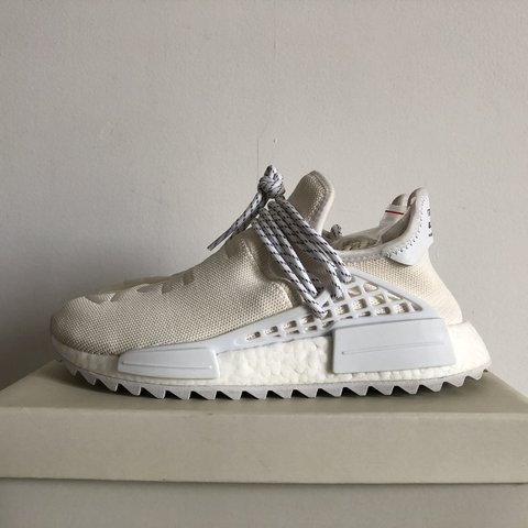 5a58b67f06a48 For sale adidas NMD Hu Holi Blank Canvas. OG box