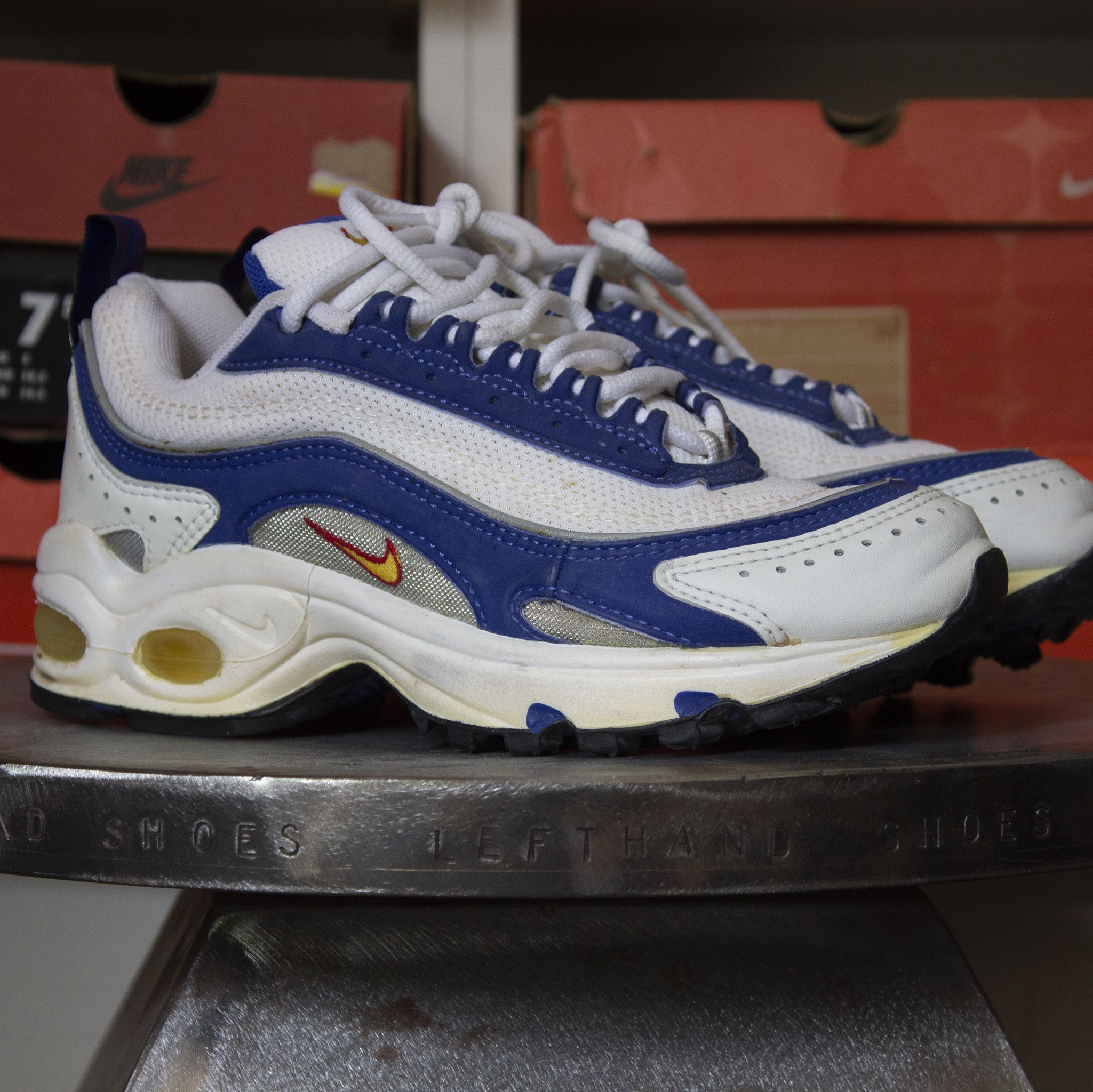 the latest 3485d bc635 Nike air Max Tailwind II from 1997 9/10 condition is... - Depop