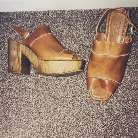 5faced118 Topshop size 5 shoes Worn a handful of times In very good - Depop
