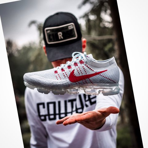 eb603ba6b5 @artie. 2 years ago. West Midlands, UK. Nike Air Vapormax Flyknit  University Red Limited Edition Brand New
