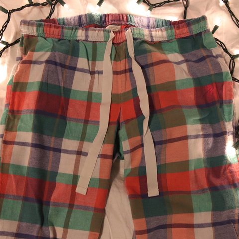 ee26316f657a Super cute plaid pajama pants from Aerie. Really pretty and - Depop