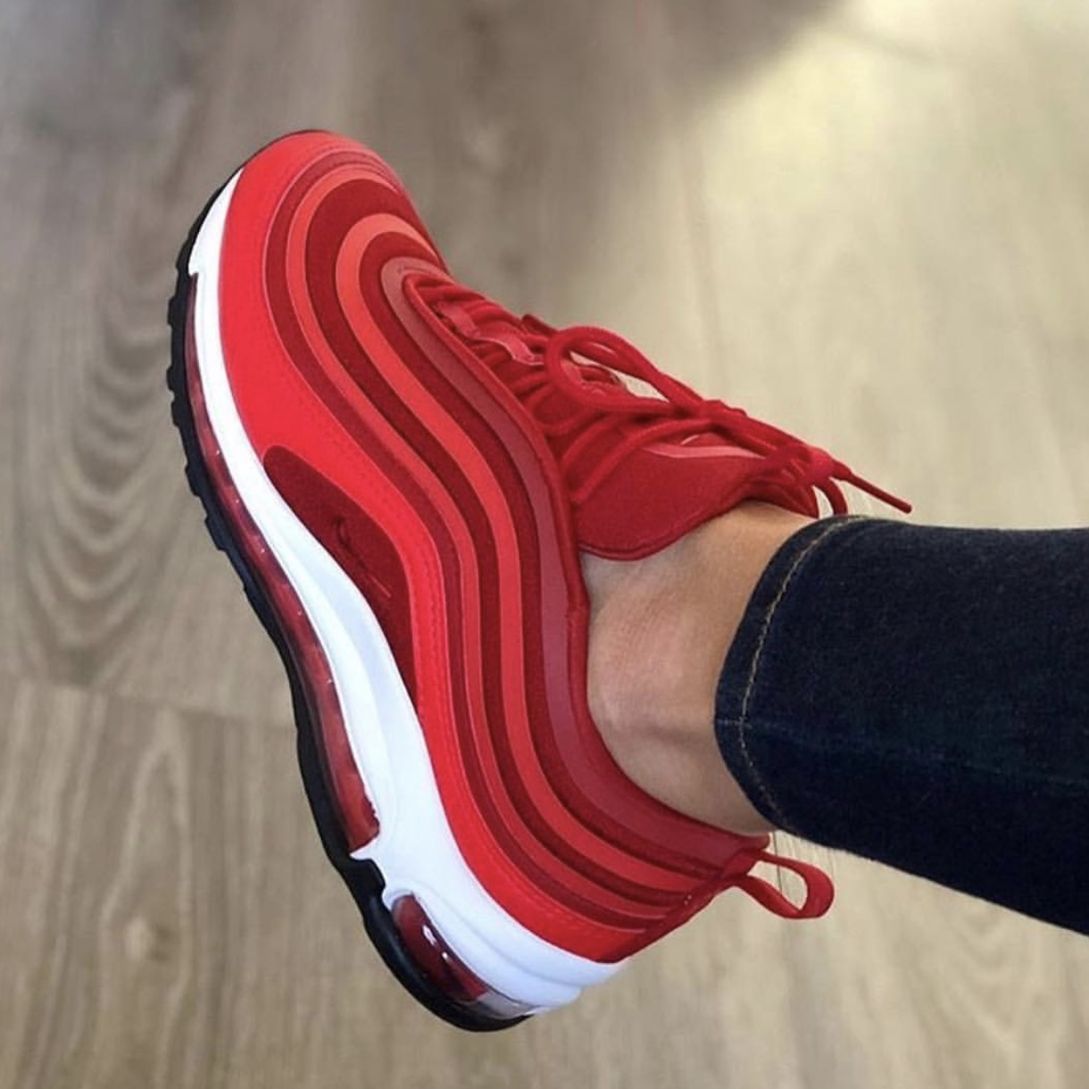 Womens Air Max 97 Ultra Trainers Valentines Day Depop