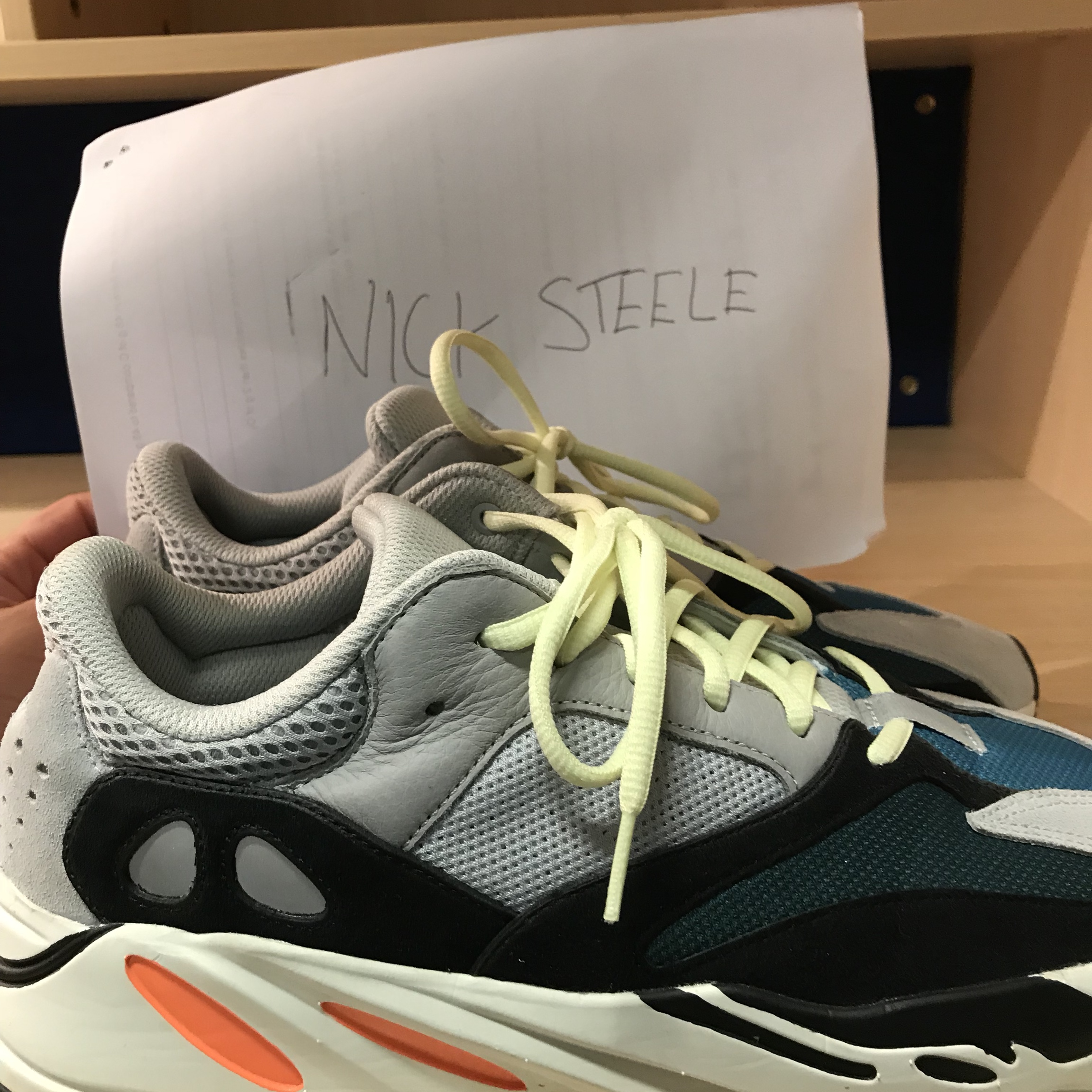 Yeezy 700 Wave runner Size UK 11 fits