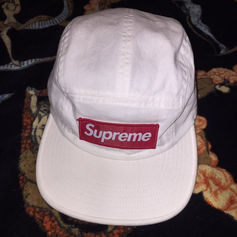 456baa94 @slayerrr818. 5 months ago. Bell Canyon, United States. SS18 Supreme  Military Camp Cap white