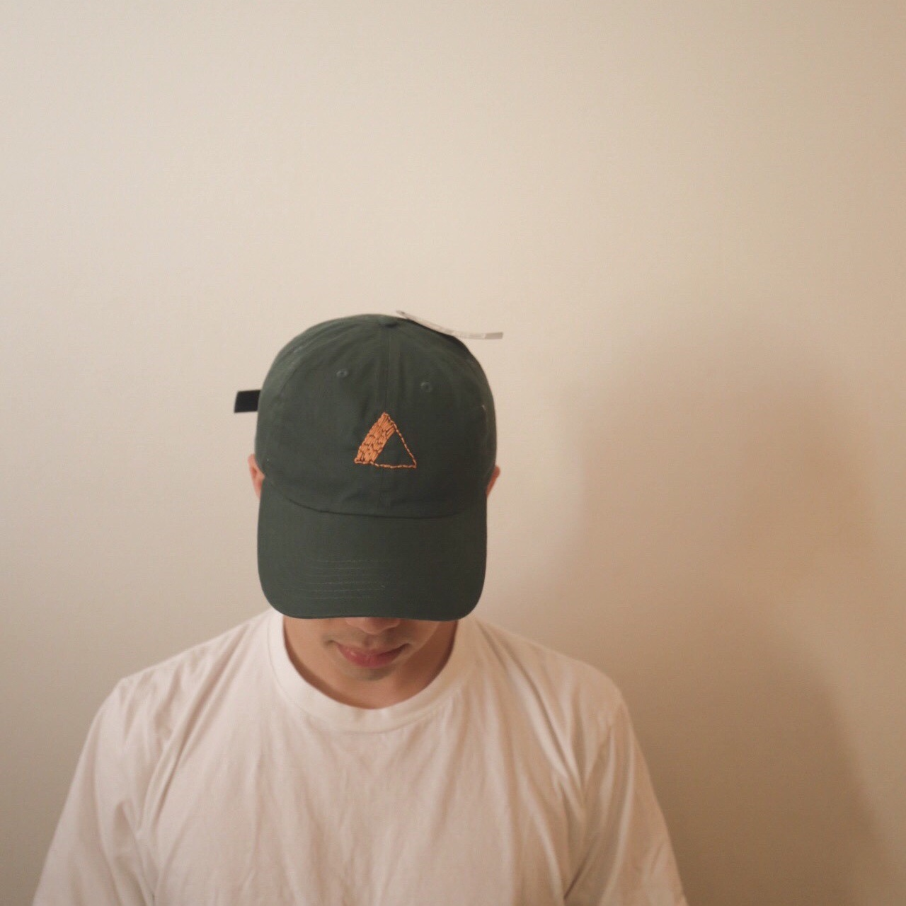 New, custom hand-embroidered Newhattan hat  One size