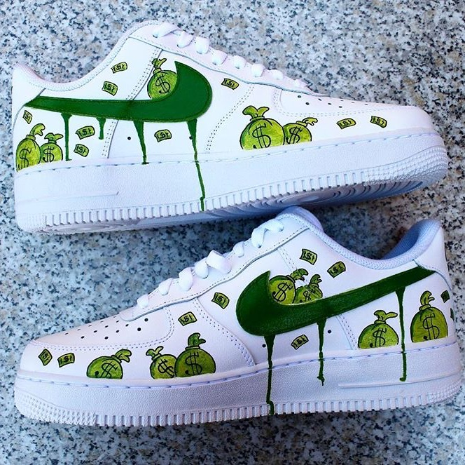 air force 1 disegnate